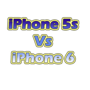 difference between iphone 5s and 6