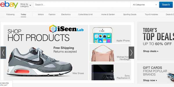 5 best online shopping websites 2017 iseen lab for Online websites for shopping