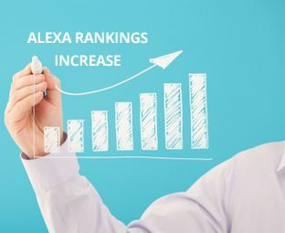 how to increase alexa ranking quickly