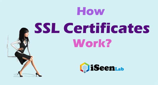 how does ssl work digital certificates