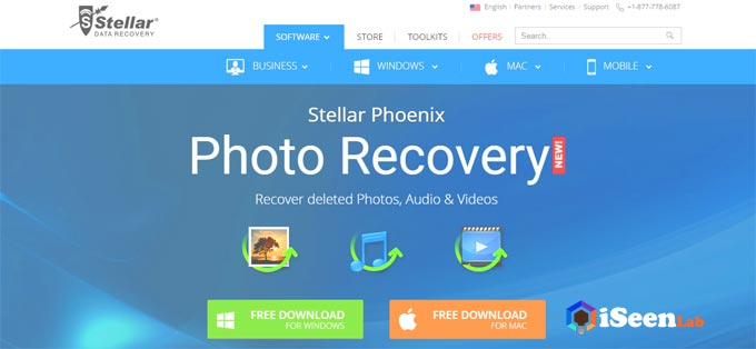 Stellar Phoenix Photo Recovery Software