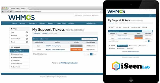 whmcs coupon discount code