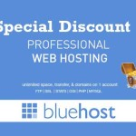 discount bluehost coupon code