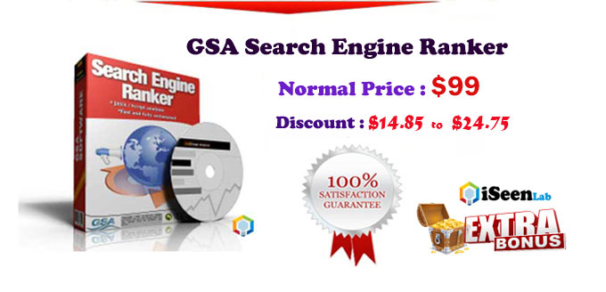 gsa search engine ranker discount