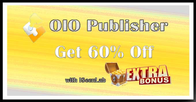 oio publisher coupon code