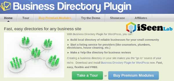 Business Directory Plugin wordpress
