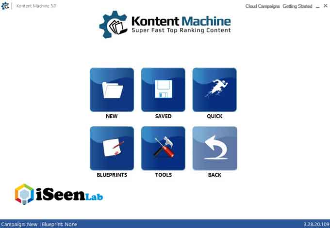 kontent machine tutorial