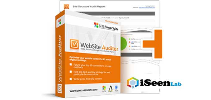 seo powersuite reviews Website Auditor